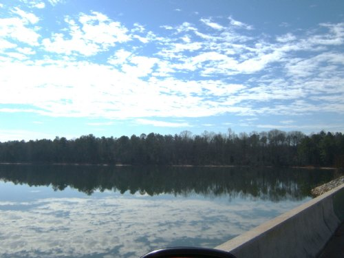 Lake Russell Lot Next To Park : Elberton : Elbert County : Georgia