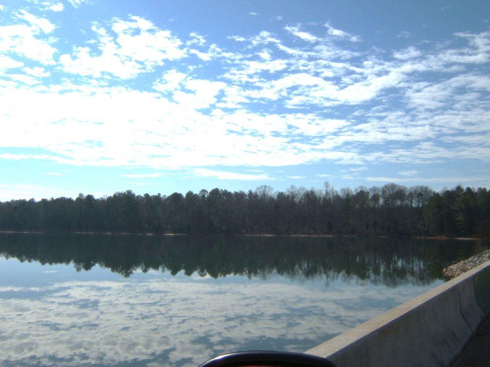 Lake Russell Lot Next To Park : Elberton : Elbert County : Georgia