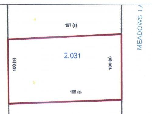 0.5+/- Ac On Meadow Lane : Troy : Pike County : Alabama