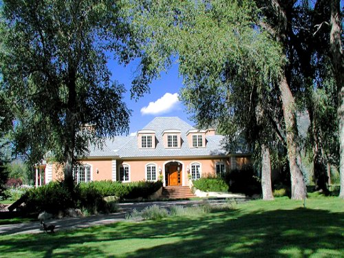 Villa Amavaris : Durango : La Plata County : Colorado