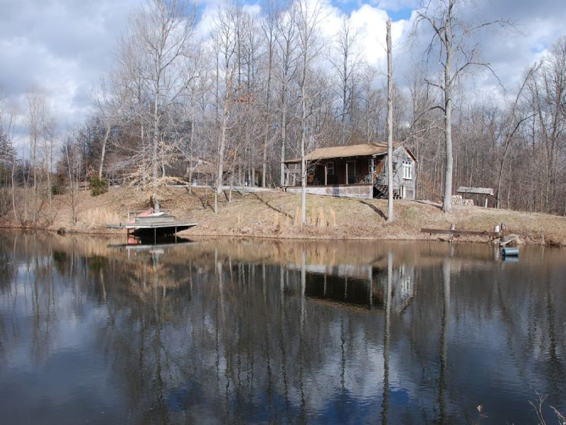 99 Acres With Hunting Cabin Land For Sale Rockville