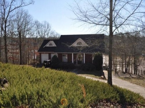 Lh147- Beautiful Custom Lake Home : Wedowee : Randolph County : Alabama