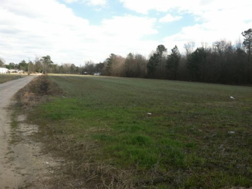 Nice Homesite Just Outside Pembroke : Pembroke : Robeson County : North Carolina
