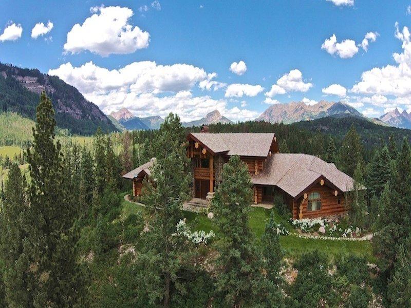Mountain View Estate : Durango : La Plata County : Colorado
