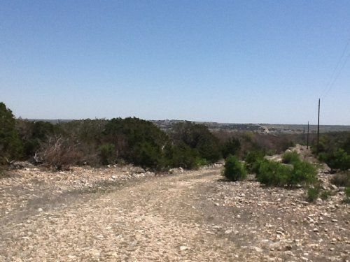Hunting Land W/ Water And Power : Rocksprings : Edwards County : Texas
