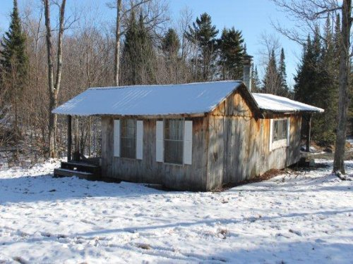 59 Acres Cabin Borders State Forest : Montague : Lewis County : New York