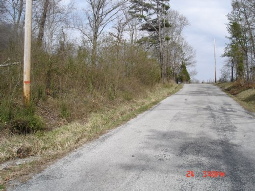 Attractive Tract For A Homesite : Rockwood : Cumberland County : Tennessee