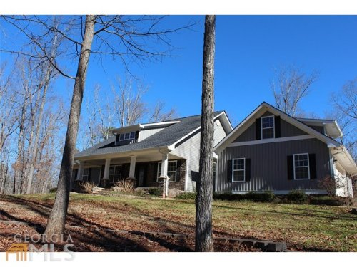 Beautiful Home On 5 Private Acres : Social Circle : Walton County : Georgia