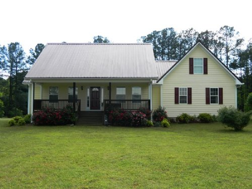 Cute Country Farm House On 3 Ac : Lexington : Oglethorpe County : Georgia
