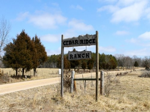 3 To 12 Acres Cedar Ridge Ranch : Rolla : Phelps County : Missouri