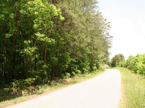 10 Acre Partially Wooded Lot : Powhatan : Virginia