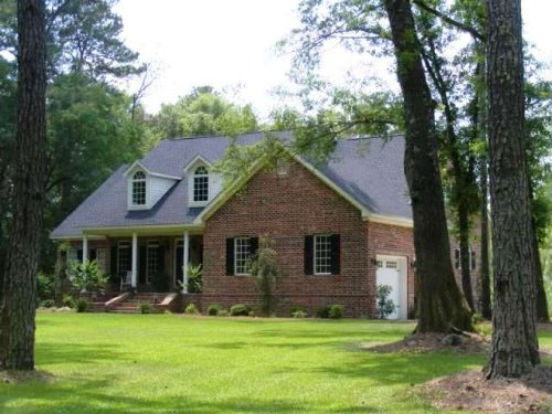Bank Owned Home On 4+/- Acres : Statesboro : Bulloch County : Georgia