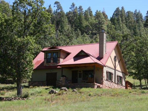 Little Spring Ranch Arizona : Happy Jack : Coconino County : Arizona