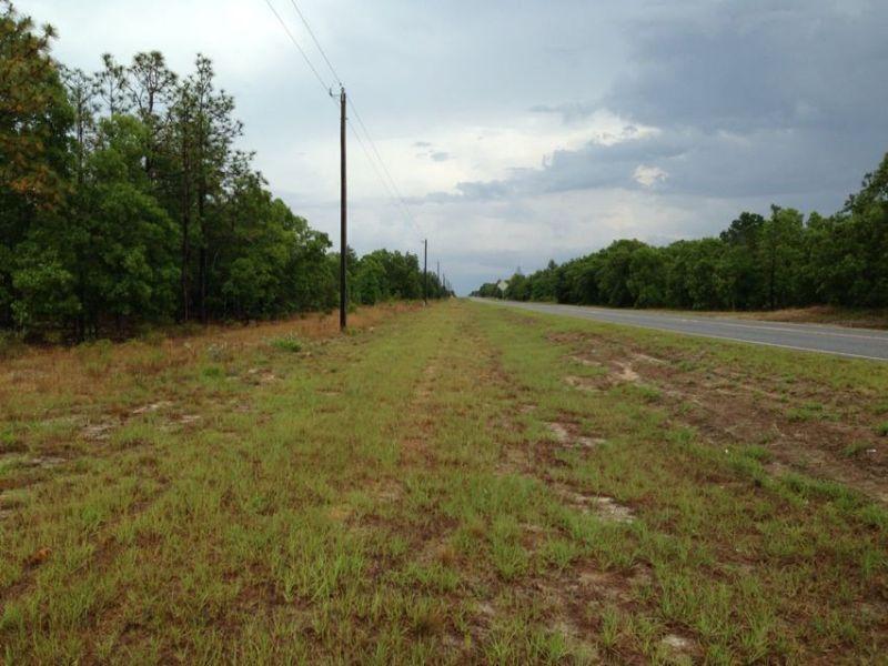 5.72 Acres Hwy 46 E : Swainsboro : Emanuel County : Georgia
