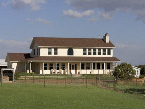 Hay Farm & Horse Property : Crawford : Delta County : Colorado