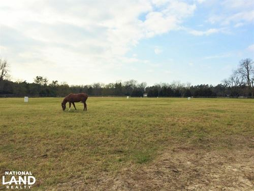 St. Matthews Equestrian Estate : St Matthews : Calhoun County : South Carolina