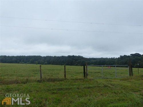 30+ Acres Of Pasture & Hardwoods : Monroe : Walton County : Georgia