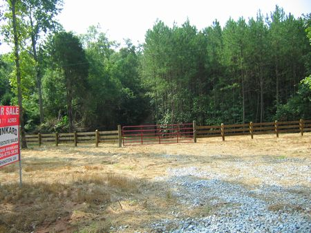 Near Lake Russell Property : Elberton : Elbert County : Georgia