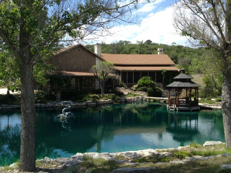 377 Acres In Kerrville : Kerrville : Kerr County : Texas