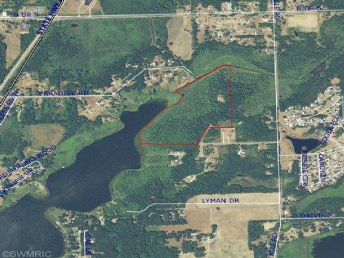 Running Deer Ridge : East Leroy : Calhoun County : Michigan