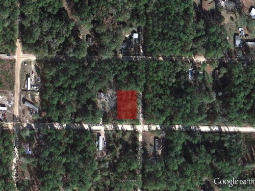 .3 Acre Lot In Fountain : Fountain : Bay County : Florida