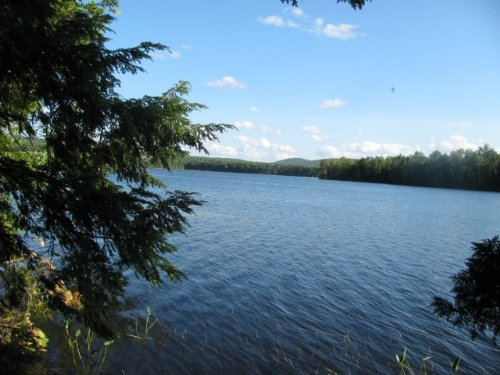 Long Pond Waterfront Lot 5.5 Acres : Lincoln : Penobscot County : Maine