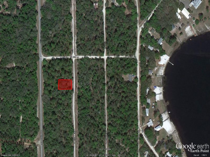 .22 Acre Lot Near Gainsville : Fort Mccoy : Marion County : Florida