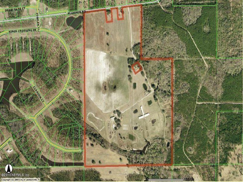 Plummer Rd Property : Jacksonville : Duval County : Florida