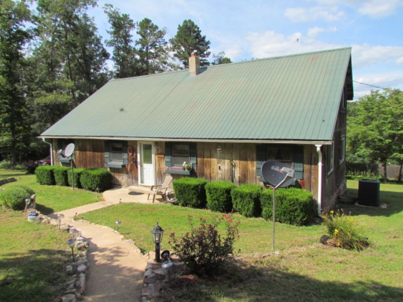 10 Ac 3br 2bth Home, Grass, Woods : Winona : Shannon County : Missouri