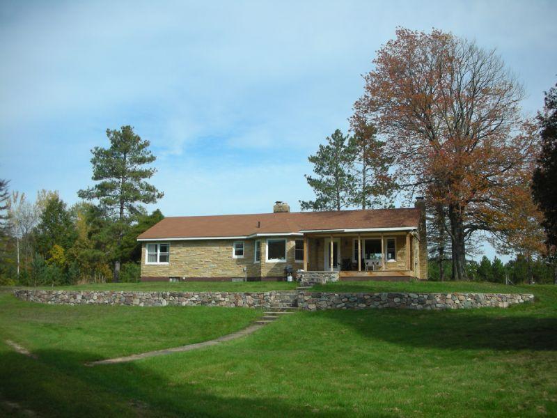 Great Fishing & Hunting Retreat : Chase : Lake County : Michigan