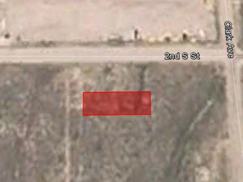 .17 Acre Lot Near Dubois : Dubois : Clark County : Idaho