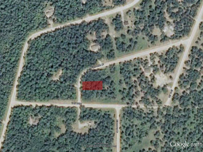 .26 Acre Parcel Near Grayling : Grayling : Crawford County : Michigan