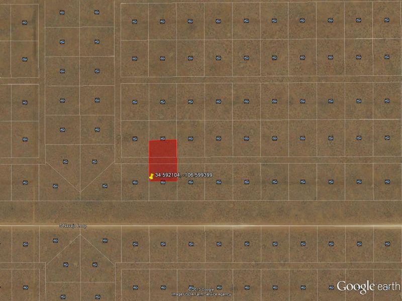 .9 Acre Lot Near Belen : Belen : Valencia County : New Mexico
