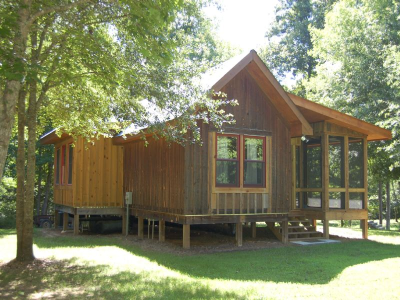 26.60 Ac Paradise Retreat : Crawfordville : Taliaferro County : Georgia