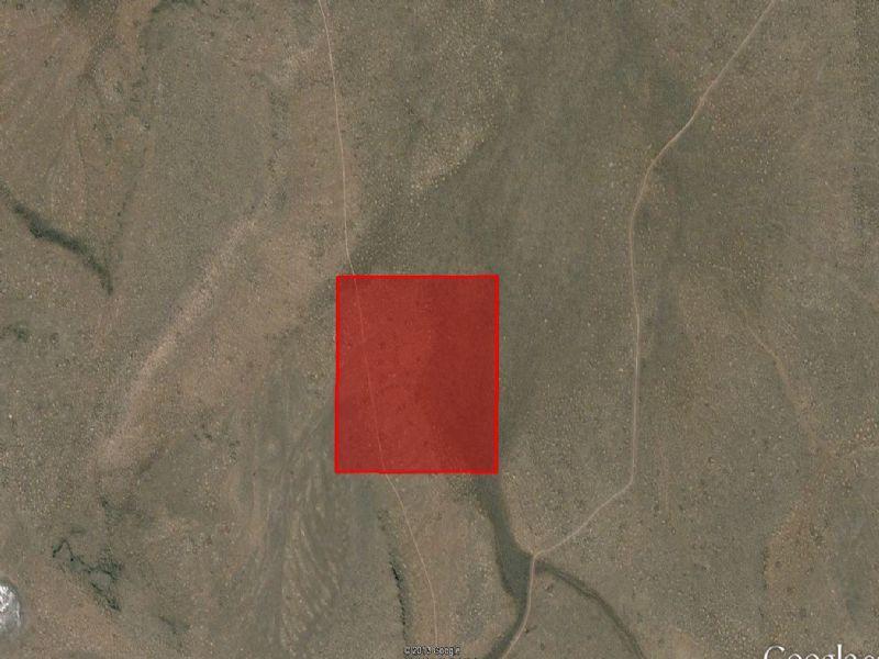 40 Acres Near Bend : Bend : Lake County : Oregon