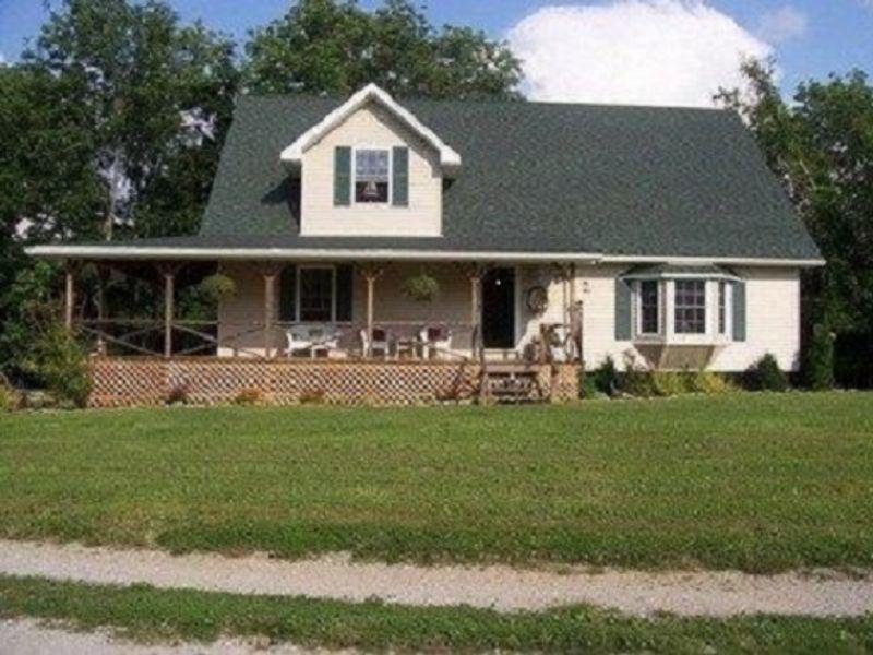 160 Acres Hilton Hill : Vanceburg : Lewis County : Kentucky
