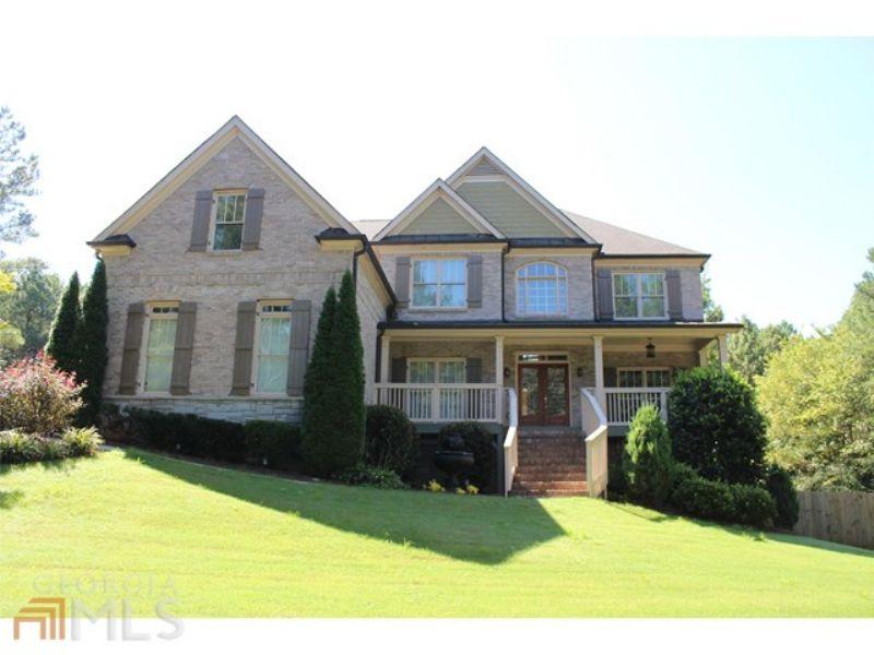 Luxurious Executive Home On 8.56 Ac : Monroe : Walton County : Georgia