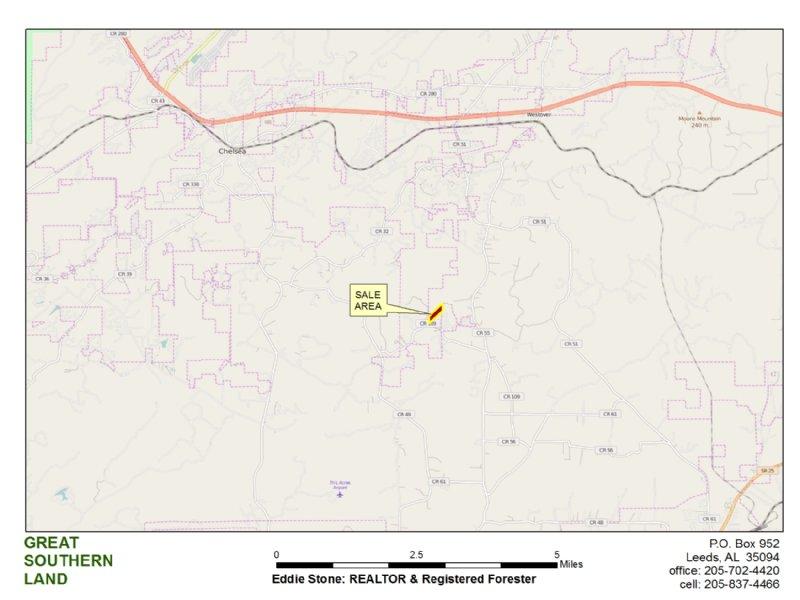 59-006 Yellowleaf Creek 20 : Wilsonville : Shelby County : Alabama