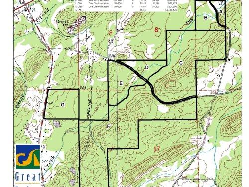 Coal City Plantation F : Pell City : Saint Clair County : Alabama