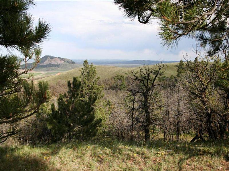 Rupe Hill Retreat : Sundance : Crook County : Wyoming