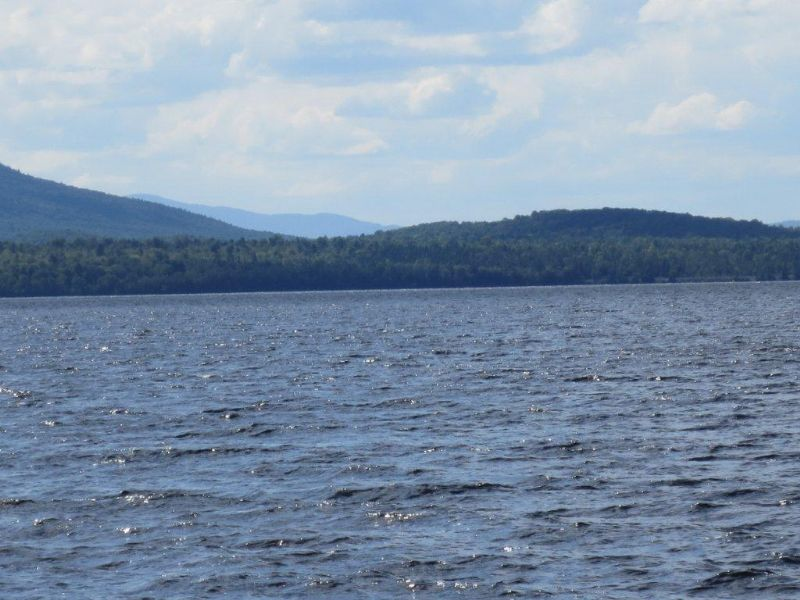 Caribou Point On Moosehead Lake : Beaver Cove : Piscataquis County : Maine