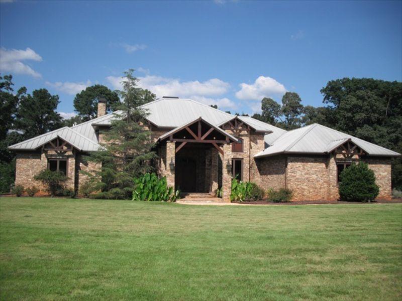 Turn-key Estate- 5,000 Sq. Ft. Home : Monticello : Jasper County : Georgia