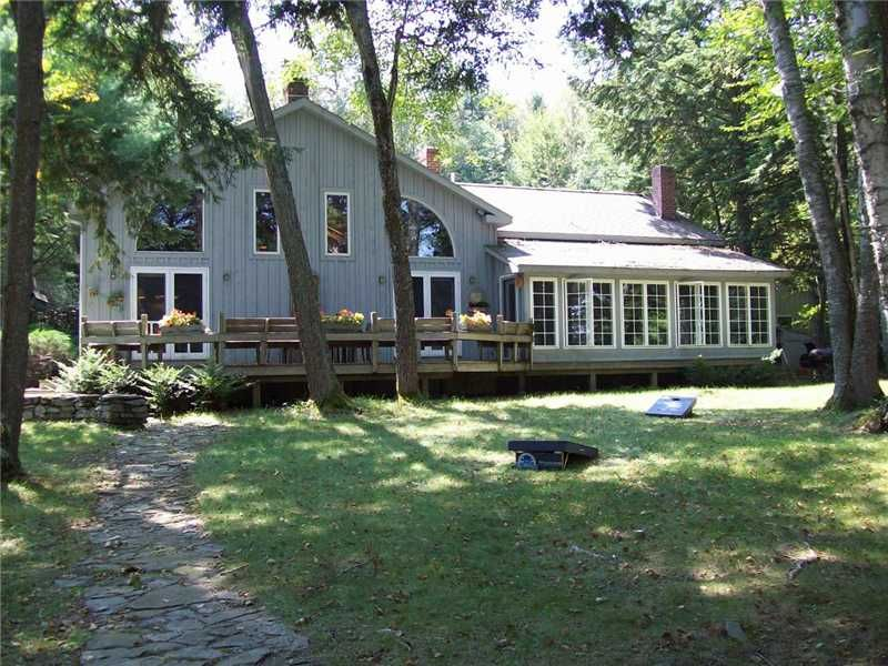 Echo Lake Family Compound : Dexter : Penobscot County : Maine