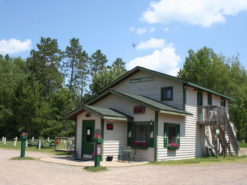 Deakin Shores Restaurant & Bar : Cassian : Oneida County : Wisconsin