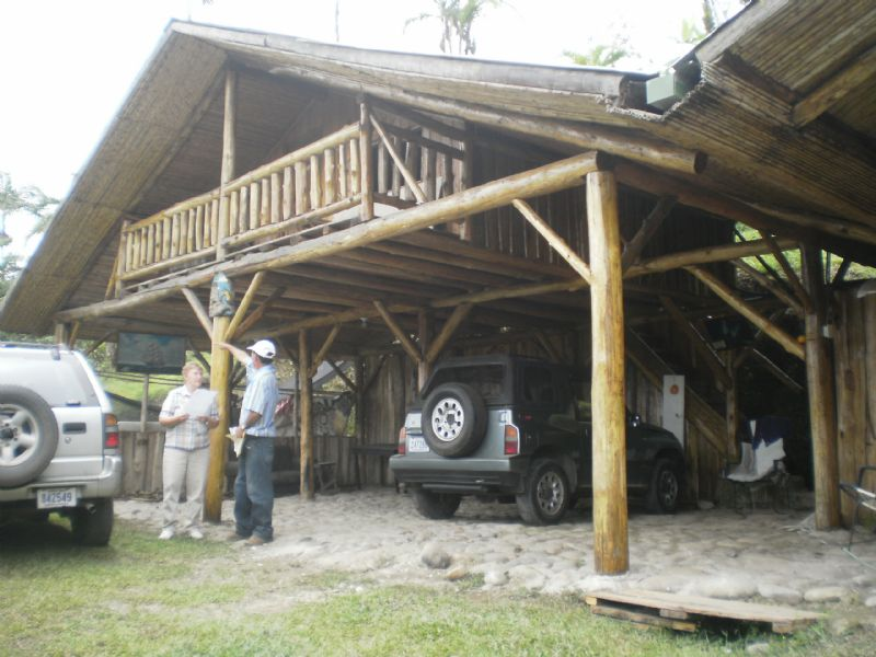 2 Cabins On 1.23 Acres-fruit Trees : Tucurrique Cartago Providence : Costa Rica