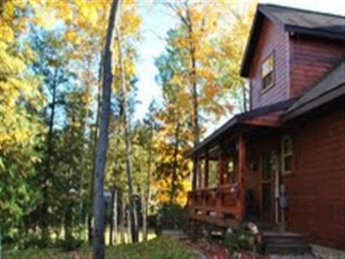 Thunder Bay River Chalet : Alpena County : Michigan