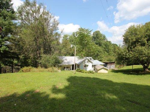 Blue Ridge Mountain Getaway : Elk Creek : Grayson County : Virginia