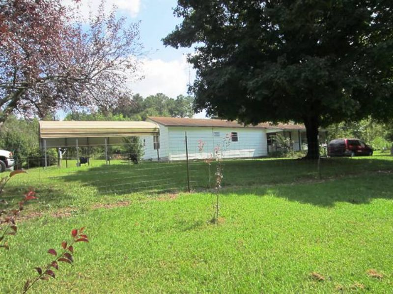Affordable 3br 1ba In Lineville : Lineville : Clay County : Alabama