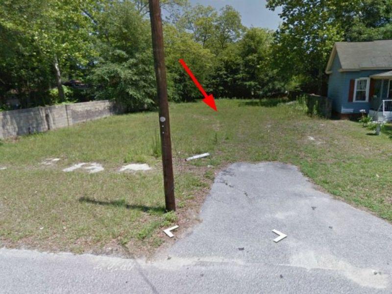 0.21 Acre Residential Land For Sale : Aiken : Aiken County : South Carolina