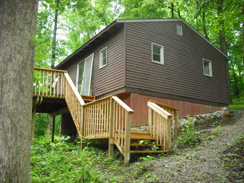 Abbey Hills Retreat : Laurelville : Hocking County : Ohio